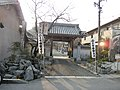 Tensei-in temple, Ogaki, 2017.jpg