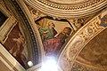 Terni, ex-chiesa del carmine, interno, stucchi e affreschi di andrea polinori e ludovico carosi, 1636, 08.jpg