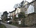 Terraced houses, near Lustleigh - geograph.org.uk - 1194534.jpg
