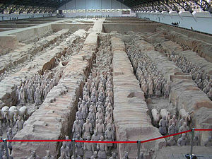 Lintong District - The Terracotta Army