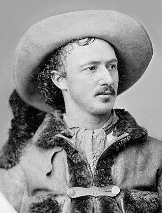 Texas Jack Omohundro - Image: Texas Jack Omohundro