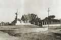 Thai Buddhist temple located in the Bodh Gaya 1975 B.jpg
