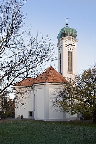 Thalwil - Roman Catholic church