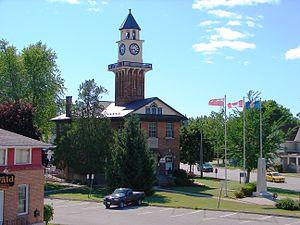 Thamesville - Former townhall