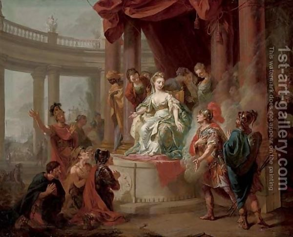 The-Meeting-Of-Dido-And-Aeneas