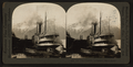 "The ""City of Seattle,"" at Skaguay (Skagway) wharf, Alaska, from Robert N. Dennis collection of stereoscopic views.png"