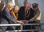 The 6th annual Blackened Canteen ceremony at the USS Arizona Memorial. (30641728524).jpg