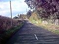 The B1121 Saxmundham Road - geograph.org.uk - 252535.jpg