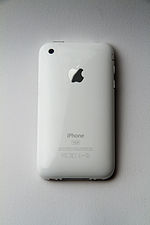 The Back of an iPhone 3G White from Apple.jpg