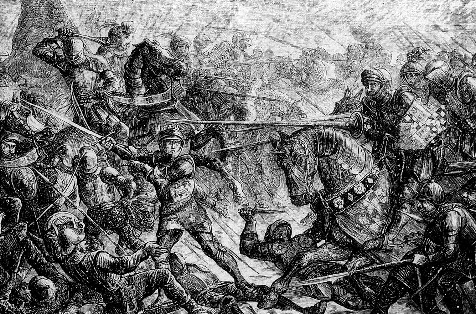 The Battle of Towton by John Quartley