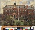The Brcs Hospital at the Episcopal Modern Schools, Exeter Art.IWMART3654.jpg