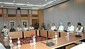 The Chief Minister of Jammu & Kashmir, Shri Omar Abdullah calling on the Prime Minister, Dr. Manmohan Singh, in New Delhi on August 03, 2009 (1).jpg