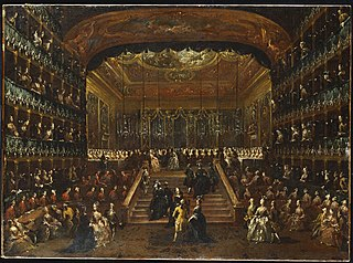 Teatro San Benedetto former opera house in Venice, Italy, now a cinema (Multisala Rossini)