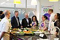The Duke and Duchess Cambridge at Commonwealth Big Lunch on 22 March 2018 - 005.jpg