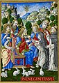The Mystic Marriage of St. Catherine of Siena - Sforza Hours (1517-1520), f.209v - BL Add MS 34294.jpg