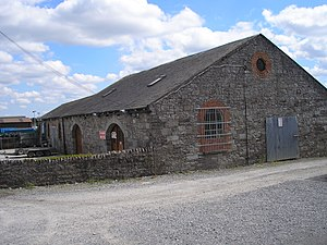 Edenderry - Old Railway station