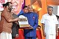 The President, Shri Ram Nath Kovind at the inauguration of the 'Festival on Democracy' to mark the conclusion of Diamond Jubilee celebrations of Kerala Legislative Assembly, at Thiruvananthapuram (1).JPG