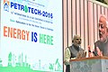 The Prime Minister, Shri Narendra Modi addressing at the PETROTECH-2016 12th International Oil & Gas Conference and Exhibition, in New Delhi on December 05, 2016 (1).jpg