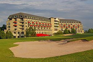 Golf in Wales - Celtic Manor Resort host to the 2010 Ryder Cup