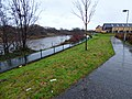 The River Clyde at Dalmarnock (geograph 5650108).jpg