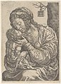 The Virgin and Child Seated at the Foot of a Tree MET DP215653.jpg