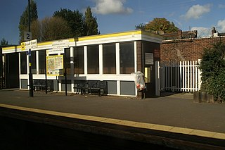 Broad Green railway station