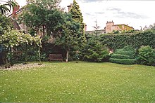 The Walled Garden at Wallingwells Hall (2004)