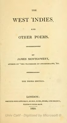 The West Indies, and Other Poems.djvu