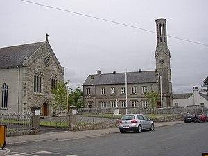 Borris, County Carlow - Borris Church