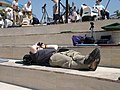 The comfy way to observe the partial phase (122116155).jpg