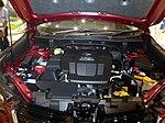 The engineroom of Subaru FORESTER Advance (5AA-SKE).jpg