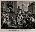 The enraged musician; a street crowd with a ballad singer is Wellcome V0049245.jpg