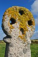 The head of the old cross - geograph.org.uk - 1474502.jpg