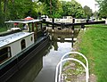 The lock is almost full - geograph.org.uk - 1761748.jpg