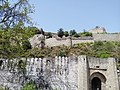 The outer view of the oldest fort in India located in Kangra ,Himachal Pradesh.jpg