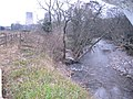 The river Calder with Calder Hall cooling towers. - geograph.org.uk - 97834.jpg