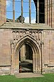 The south transept doorway at Melrose Abbey - geograph.org.uk - 782583.jpg
