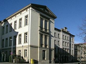 University of Tübingen - Theologicium