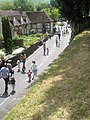 They're off on the Harting Festivities Family Fun run - geograph.org.uk - 1319787.jpg