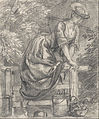 Thomas Gainsborough - A Milkmaid Climbing a Stile - Google Art Project.jpg