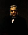 Thomas Henry Huxley (1825-1895), biologist. Oil painting by Wellcome V0017920.jpg