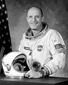 an astronaut