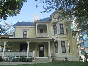 Thomas Wolfe House, Asheville, NC IMG 5170