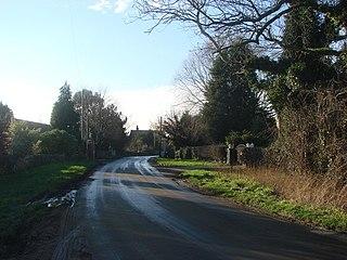 Thorpe in Balne village in the United Kingdom