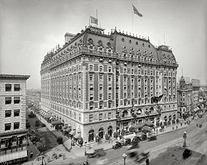 Hotel Astor (New York City) - Hotel Astor