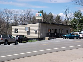 Mill Township, Tuscarawas County, Ohio - Roadhouse on Route 800
