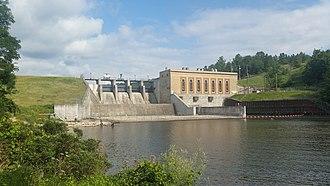 Tippy Dam - Tippy Dam (July 2017)