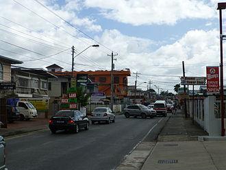 Tacarigua - Eastern Main Road