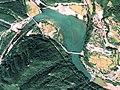 Tokiwa Dam survey 1977.jpg