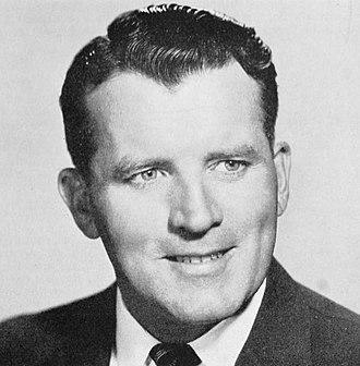 Tom Nugent - Image: Tom Nugent 1963